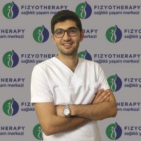 Fizyoterapist <br> M. Selman SÖBÜCOVALI
