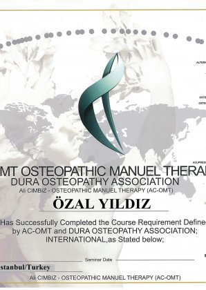 Osteopatik Manuel Terapi